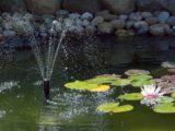 Upcycling Gartenbrunnen