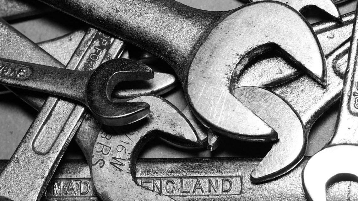 Das meistbenutzte Werkzeug im Werkzeugkasten: Maulschlüssel