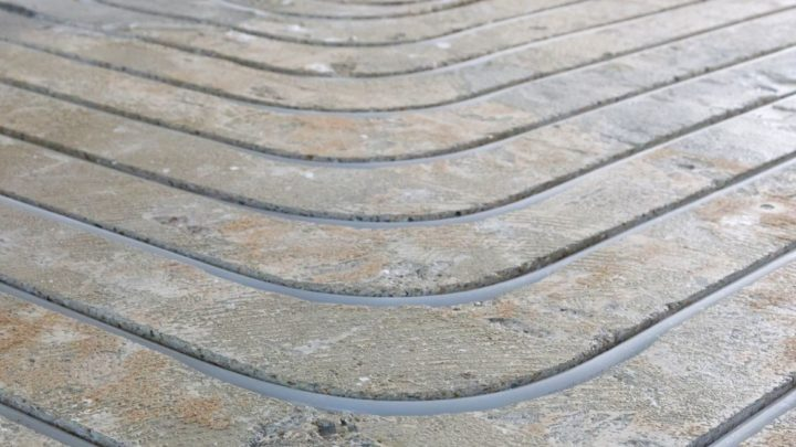 Fußbodenheizung fräsen – Der nachträgliche Einbau einer Fußbodenheizung