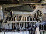 Rost von Werkzeugen entfernen
