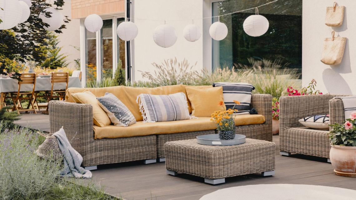 Eine neue Terrasse? Wir teilen drei inspirierende Ideen für Ihre Terrasse mit Ihnen!